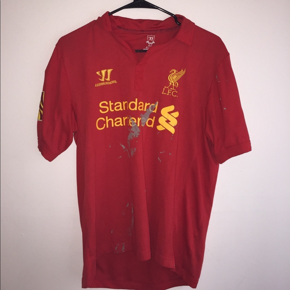 release date: f057a c2ac8 Liverpool Football Club Jersey Customized Name